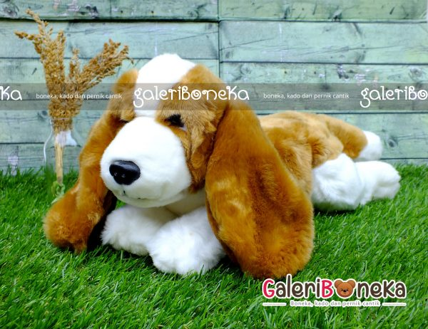 Boneka Anak Anjing Beagle - Cute Puppies Series