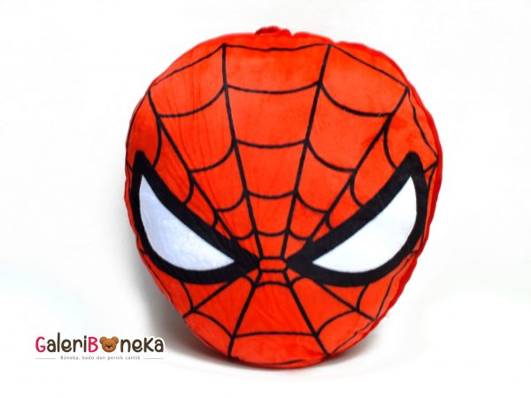 Bantal Spiderman Ukuran M