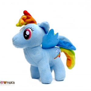 Boneka Karakter Rainbow Dash My Little Pony Ukuran M