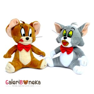 Boneka Tom and Jerry Couple