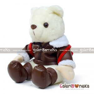 Boneka Teddy Bear Aviator