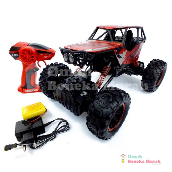 Mainan mobil remote control offroad - Rock Climber